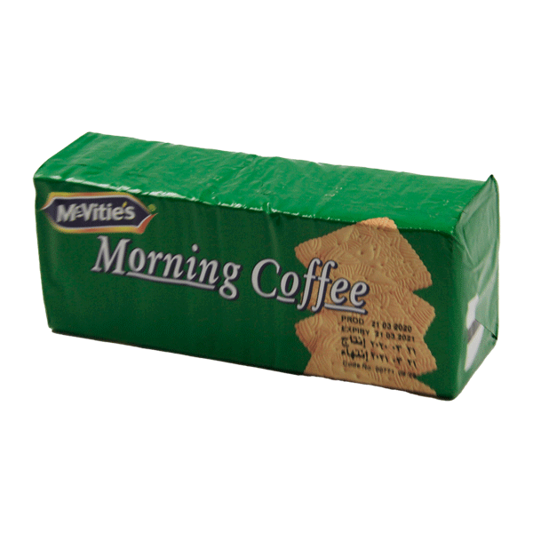 MCVITIES MORNING COFEE 150 GR