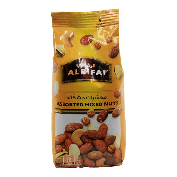 ALRIFAI ASST MIXED NUTS 200GR