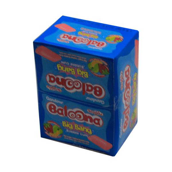 GANDOUR BALOONA BUBBLE GUM 12x24x21.6