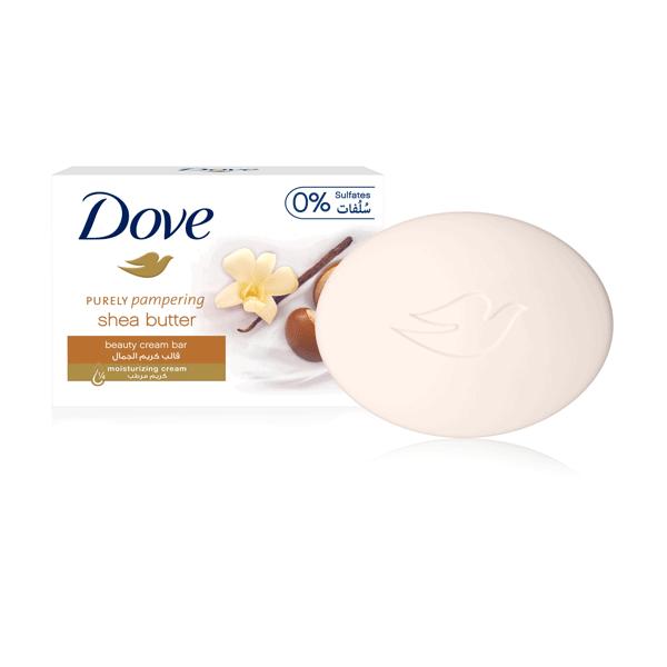 DOVE SOAP SHEA BUTTER 135 GM