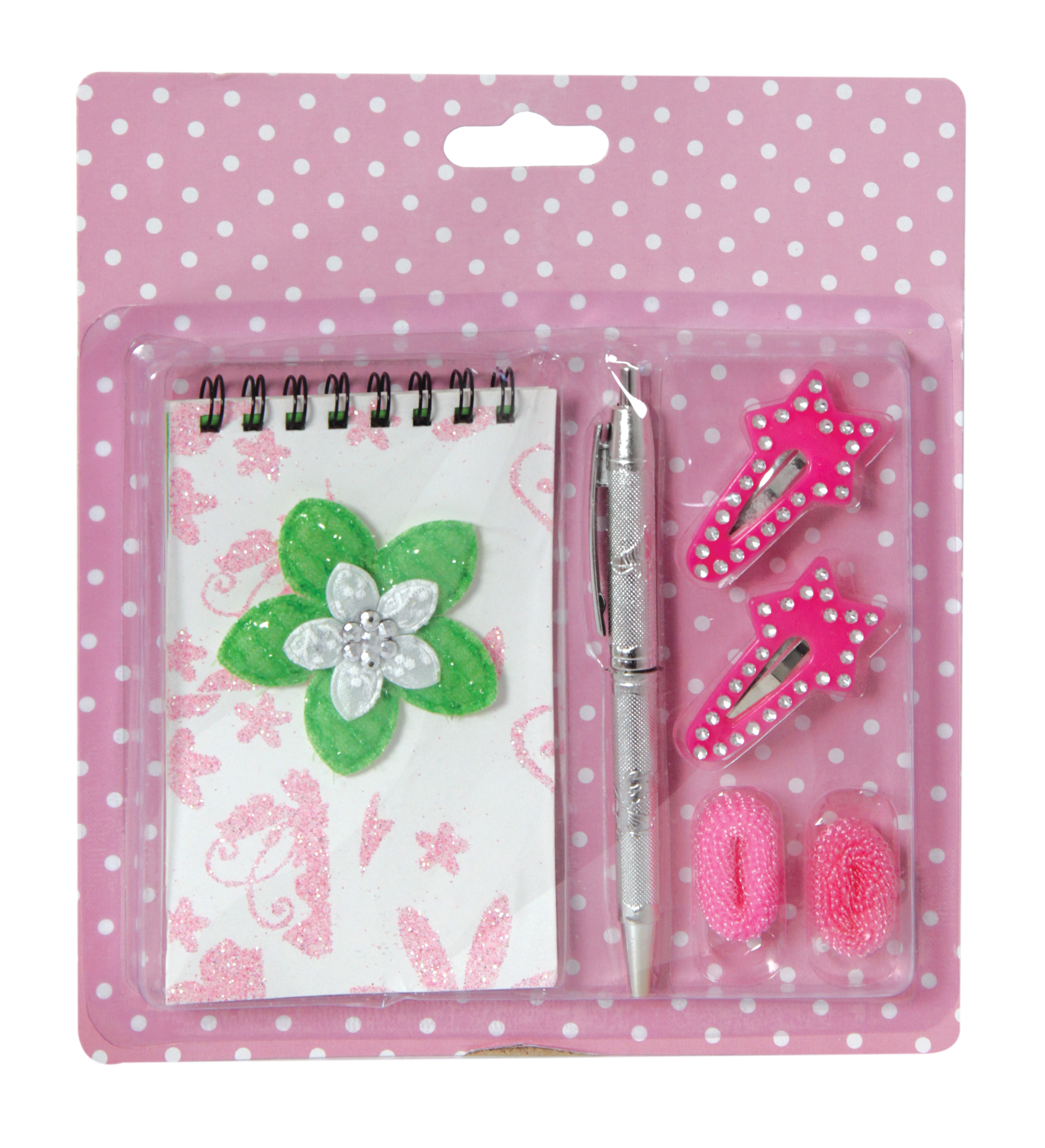 lucky Note book with pen