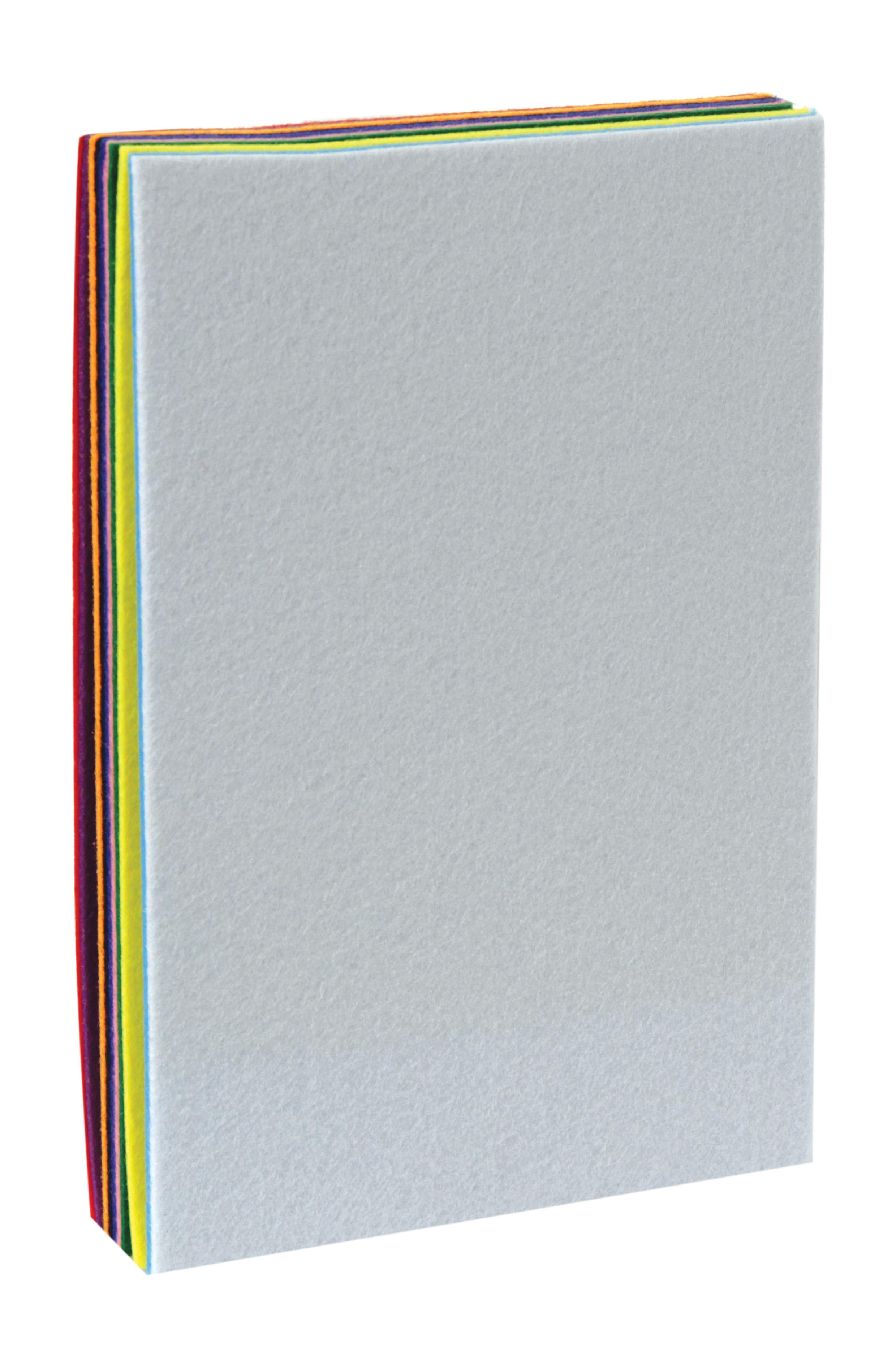 Colorful cloth paper 10 pcs