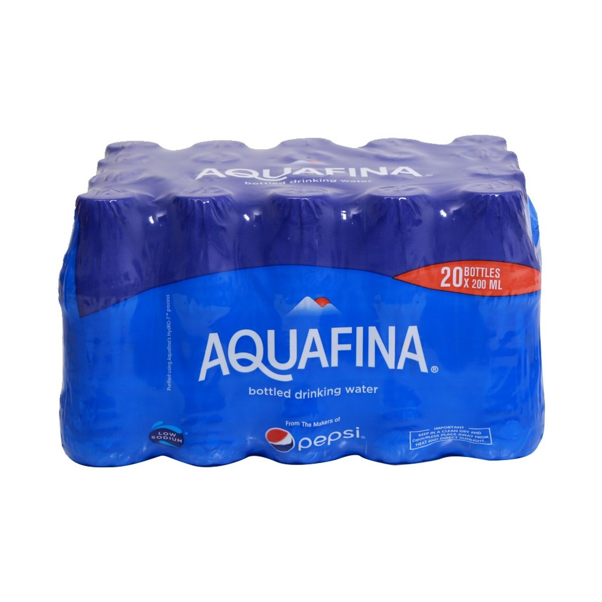 AQUAFINA WATER  20 x 200 ML