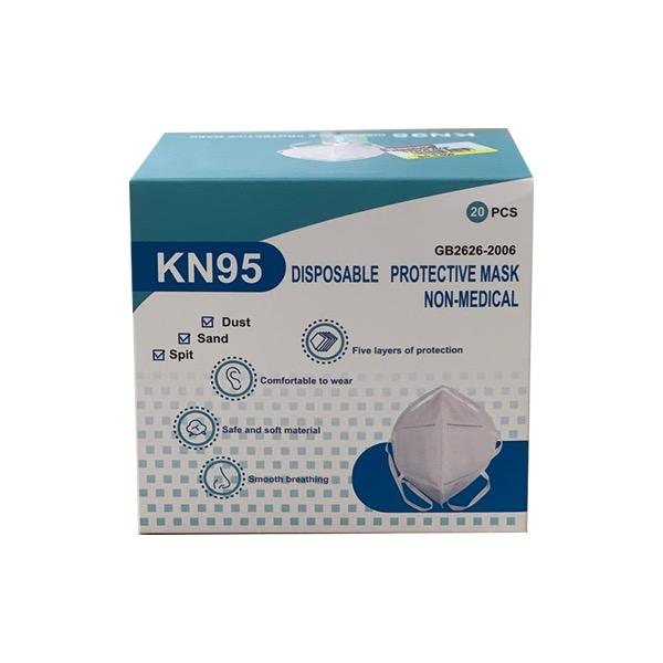 KN95 face mask 20 PCS