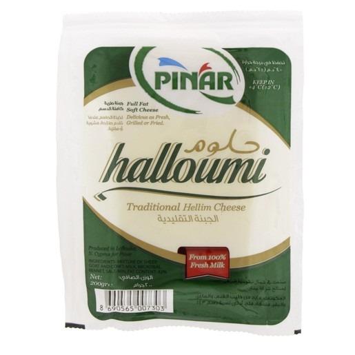 PINAR HALLOUMI SOFT CHEESE 200GR