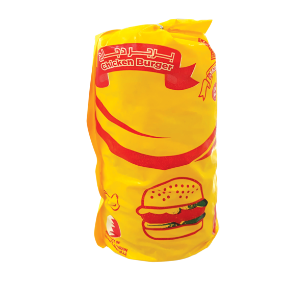 BMF CHICKEN BURGER ASSTD 1KG