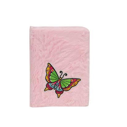Lucky Velvet Diary Note book