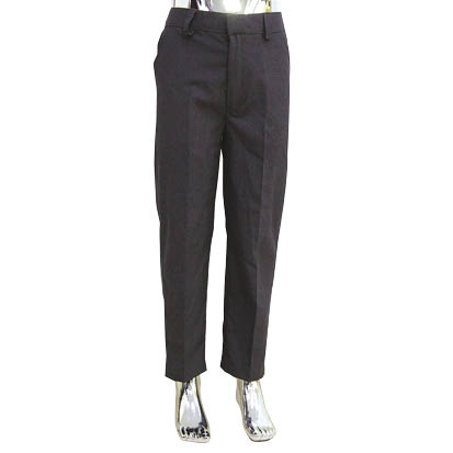 22-36 boys school pants