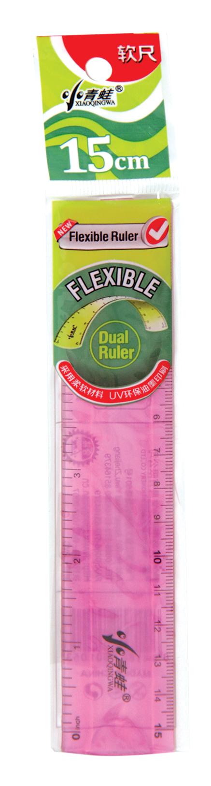 Ruler Lucky 15 Cm 1pcs