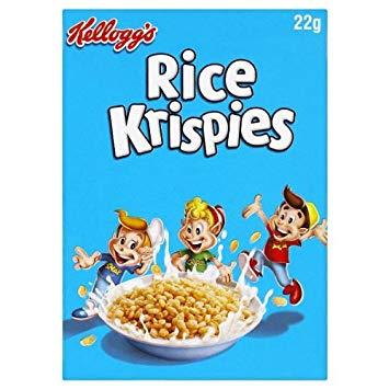RICE KRISPIES 22 GM