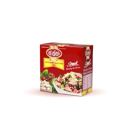 TUNA WITH WITH BEANS 185G