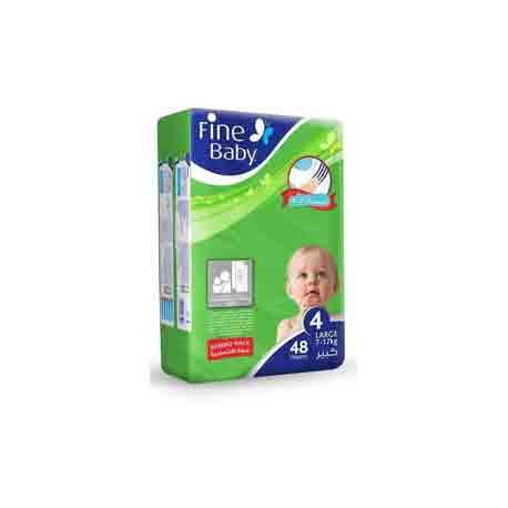 Diapers No 4 48 Pcs