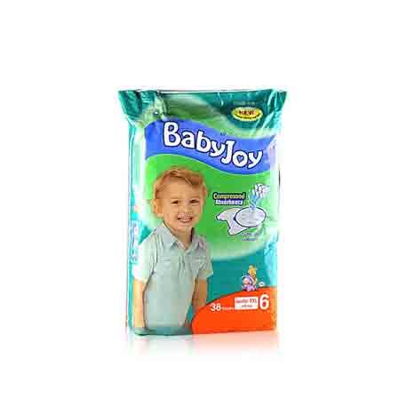 Diapers Size 6 38 PCS