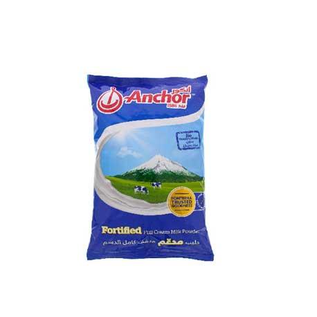 ANCHOR MILK POWDER BAG 1250GR