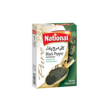 BLACK PEPPER POWDER 100GR