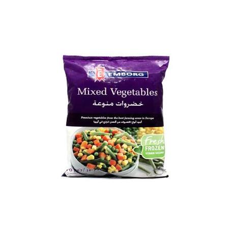 MIXED VEGETABLES 450G