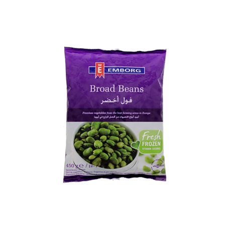BROAD BEANS 450G