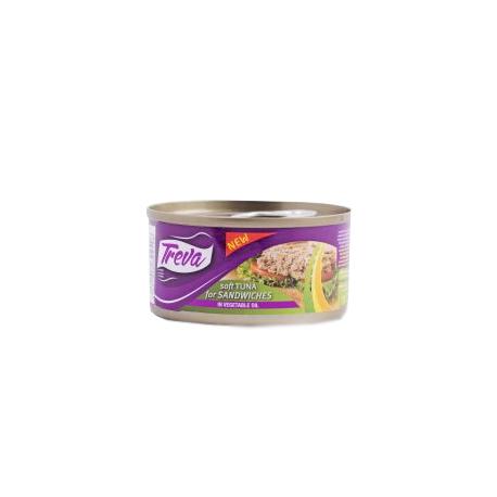 SOFT TUNA FOR SANDWICHES 3 x 170 GM