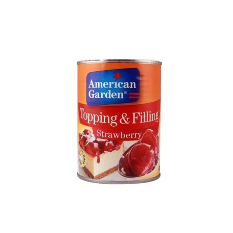 STRAWBERRY PIE FILLING 595GM