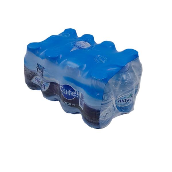 MASAFI MINERAL WATER 12 X 200ML