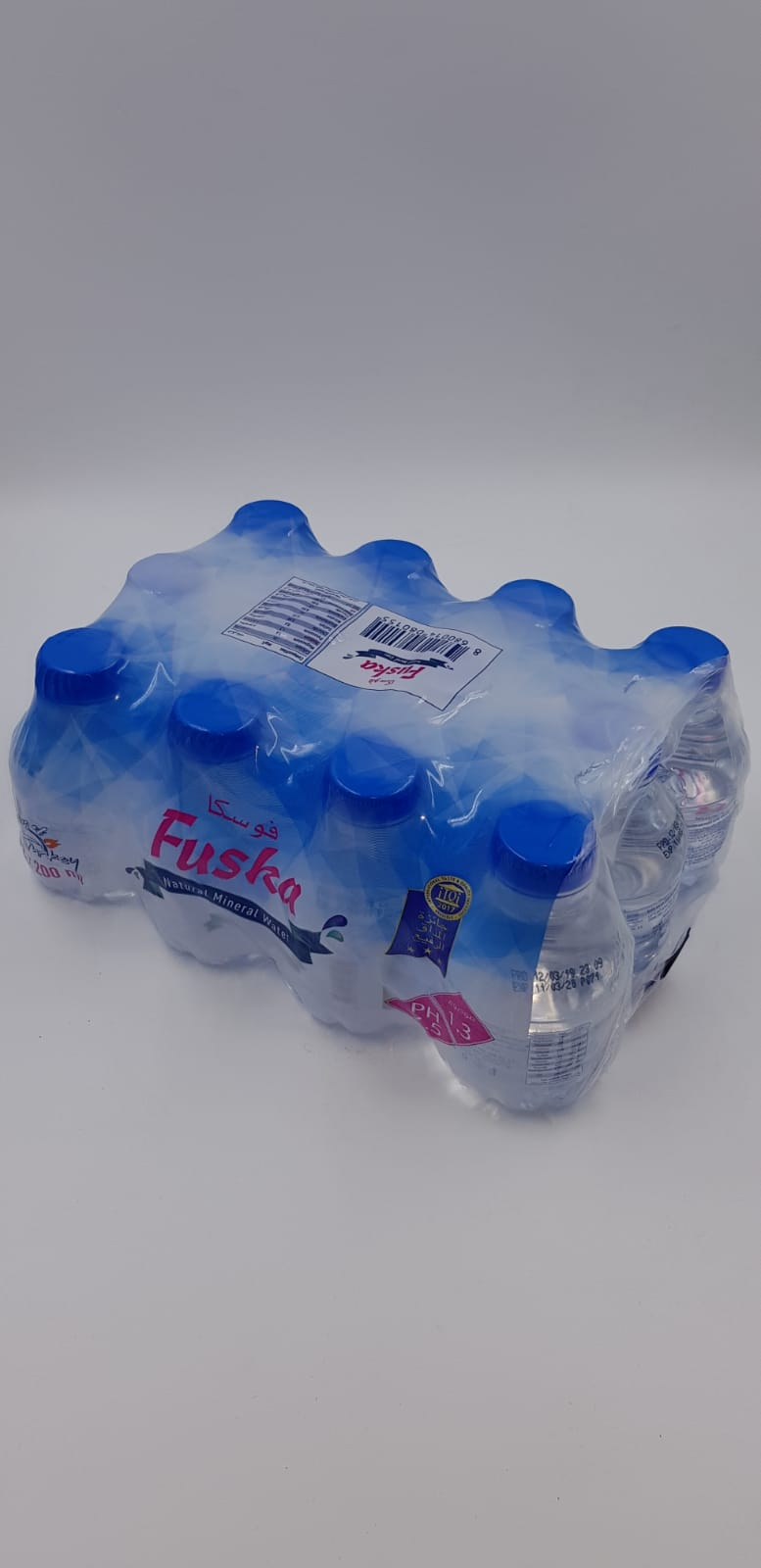FUSKA DRINKING WATER 12 x 200ML