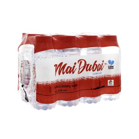 MAI DUBAI BOTTLED DRINKING WATER 12 x 200ML