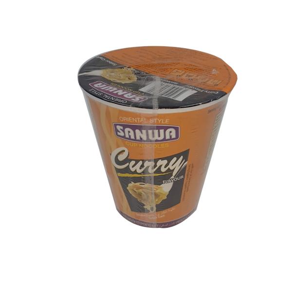 SANWA CUP NOODLES CURRY FL 70 G