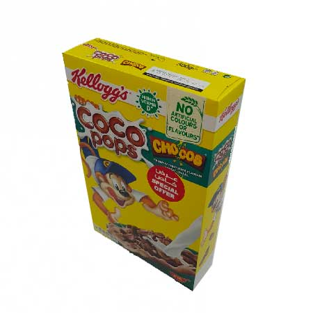 KELLOGS COCO POPS CRUNCHY CHOCO 500GM