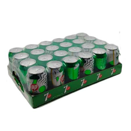 7UP CAN 24 x 330 ML