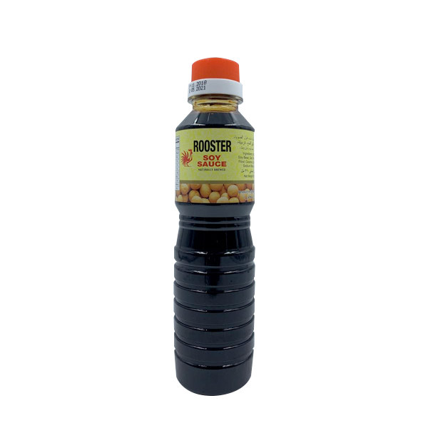 ROOSTER SOY SAUCE 320 ML
