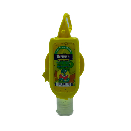 HIGEEN ANTI BACTERIAL HAND SANITIZER NINO 50ML
