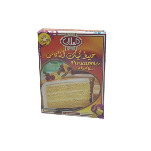 ALALALI CAKE MIX PINEAPPLE 524 GM