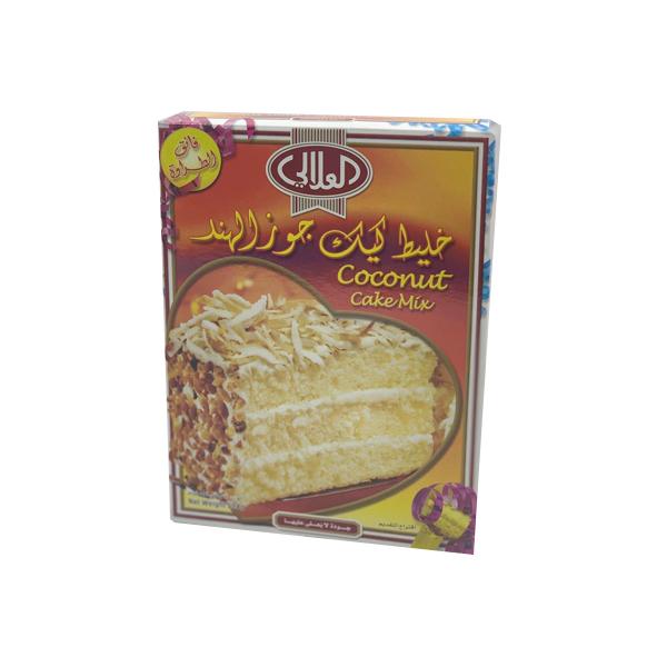 AL ALALI CAKE MIX COCONUT  524 GM
