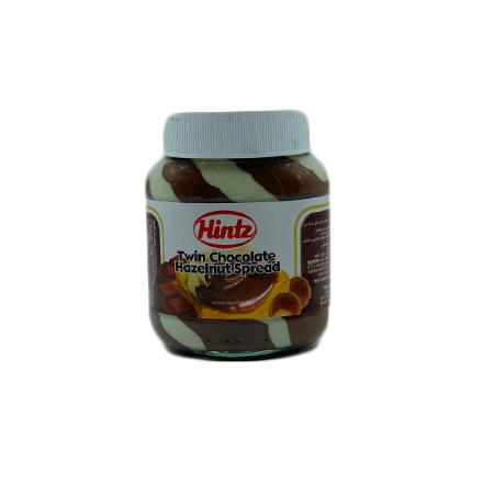 HINTZ CHOCO HAZELNUT SPREAD 400GM