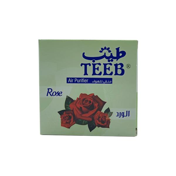 TEEB AIR PURIFIER ROSE 65GM