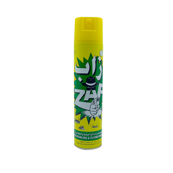 ZAP FOR CRAWLING & FLYING INSECTS 400ML