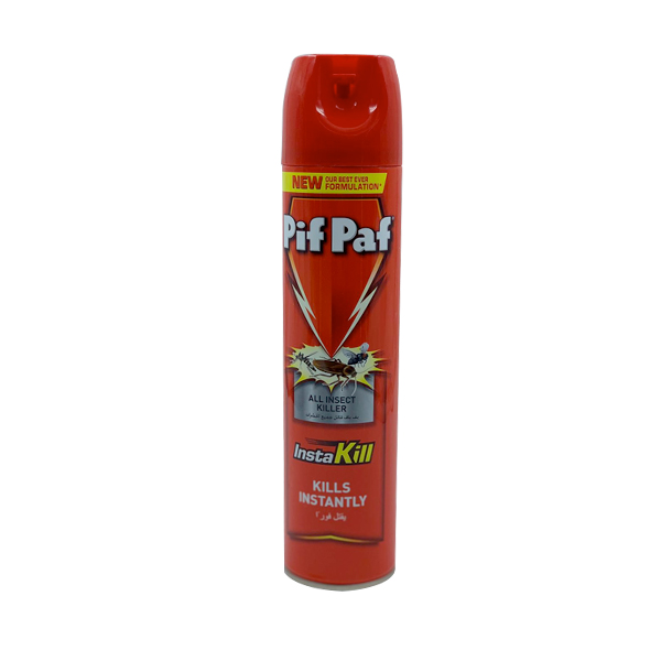PIF PAF ALL INSECT KILLER INSTAKILL 400ML