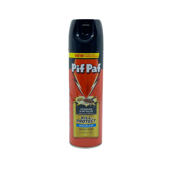 PIF PAF COCKROACH & ANT KILLER ODOURLESS 300ML