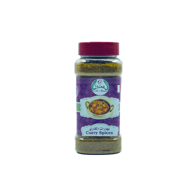 AL MATOOQ CURRY SPICES 200 GM
