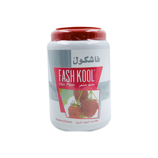 FASH KOOL HAIR MASK RASPBERRY EXTRACT 1500ML