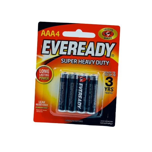 EVEREADY SUPER AAA 4PCS