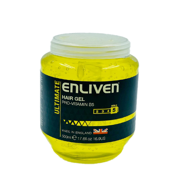 ENLIVEN ULTIMATE HAIR GEL 500ML