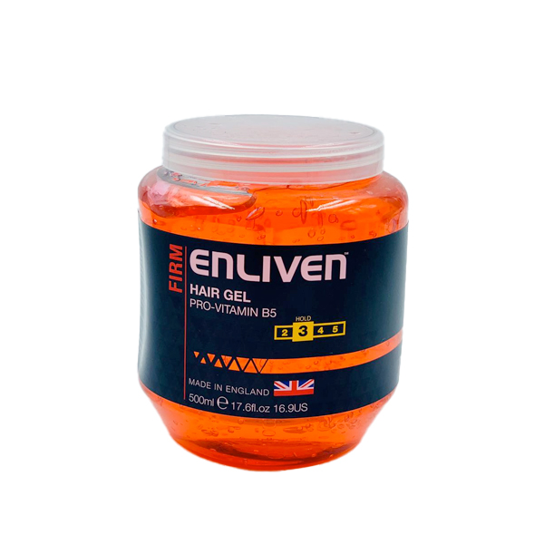 ENLIVEN FIRM HAIR GEL 500ML