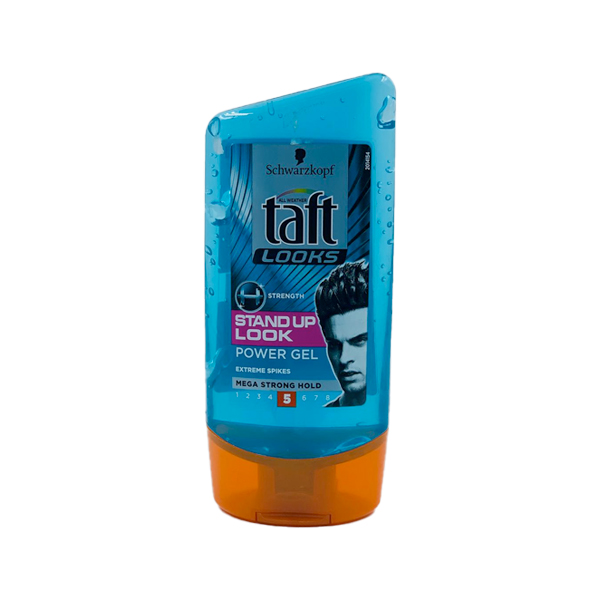 TAFT LOOKS STAND UP LOOK POWER GEL 150ML