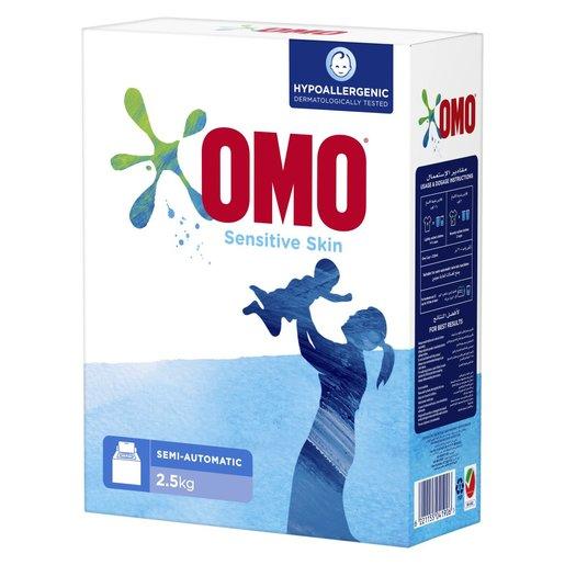 OMO SEMI AUTOMATIC DETERGENT POWDER 2.5KG