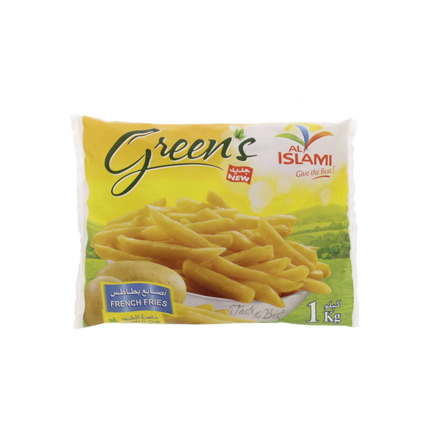 AL ISLAMI FRENCH FRIES 1 KG