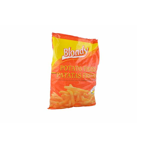 BLONDY FRENCH FRIES 2.5KG