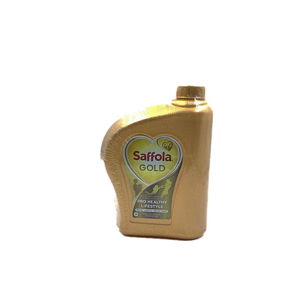 SAFFOLA GOLD EDIBLE OIL 1L