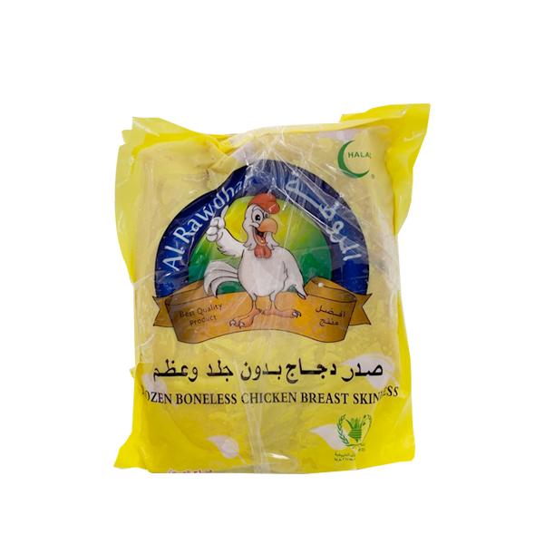 AL RAWDA CHICKEN BREAST 3X500G