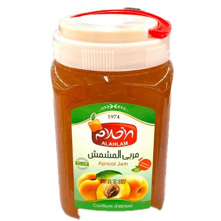 ALAHLAM APRICOT JAM 2KG